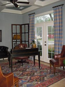 Classic Living Spaces