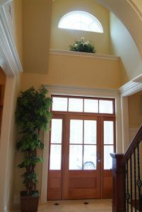 A Classic Entryway