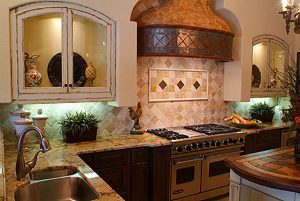 A Classic Kitchen