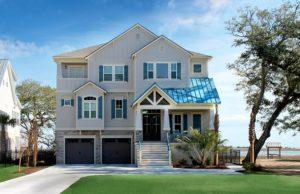 A Classic Coastal Style Home