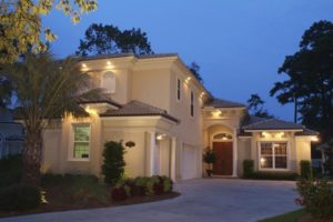A Mediterranean Classic Home